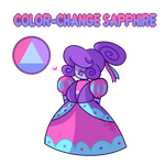 Color Change Sapphire
