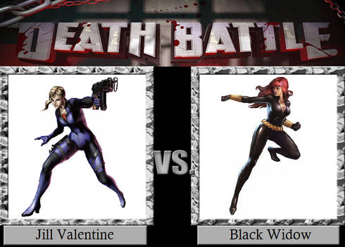 Jill Valentine vs. Black Widow
