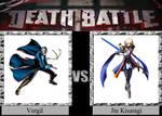 Vergil vs. Jin Kisaragi