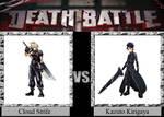 Cloud Strife vs. Kazuto Kirigaya