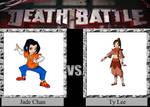 Jade Chan vs. Ty Lee