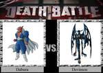 Dabura vs. Devimon