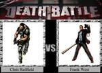 Chris Redfield vs. Frank West