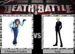 Chibodee Crocket vs. Sanji