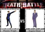 Phoenix Wright vs. Kogoro Mouri