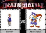 Toyman vs. Quackerjack