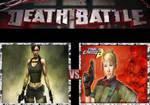 Lara Croft vs. Alicia Winston