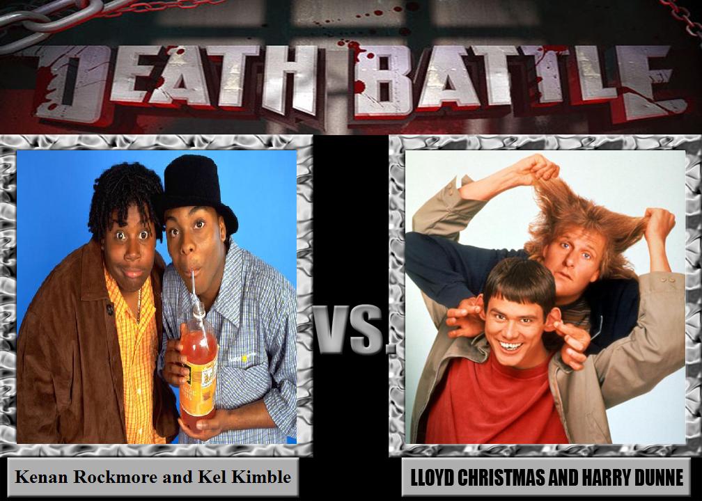 Lloyd Christmas Memes.Kenan And Kel Vs Lloyd And Harry By Jasonpictures On Deviantart