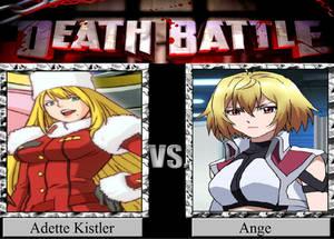 Adette Kistler vs. Ange