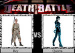 Rey vs. Quorra