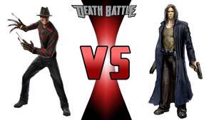 Freddy Krueger vs. Jackie Estacado
