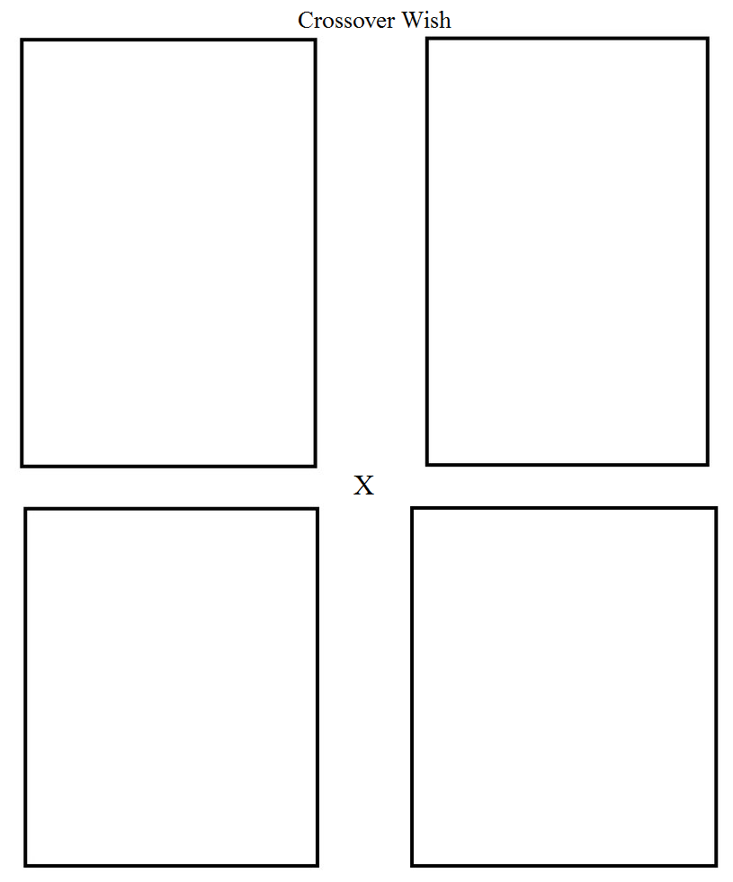 quartet crossover wish meme template by jasonpictures on deviantart. Black Bedroom Furniture Sets. Home Design Ideas