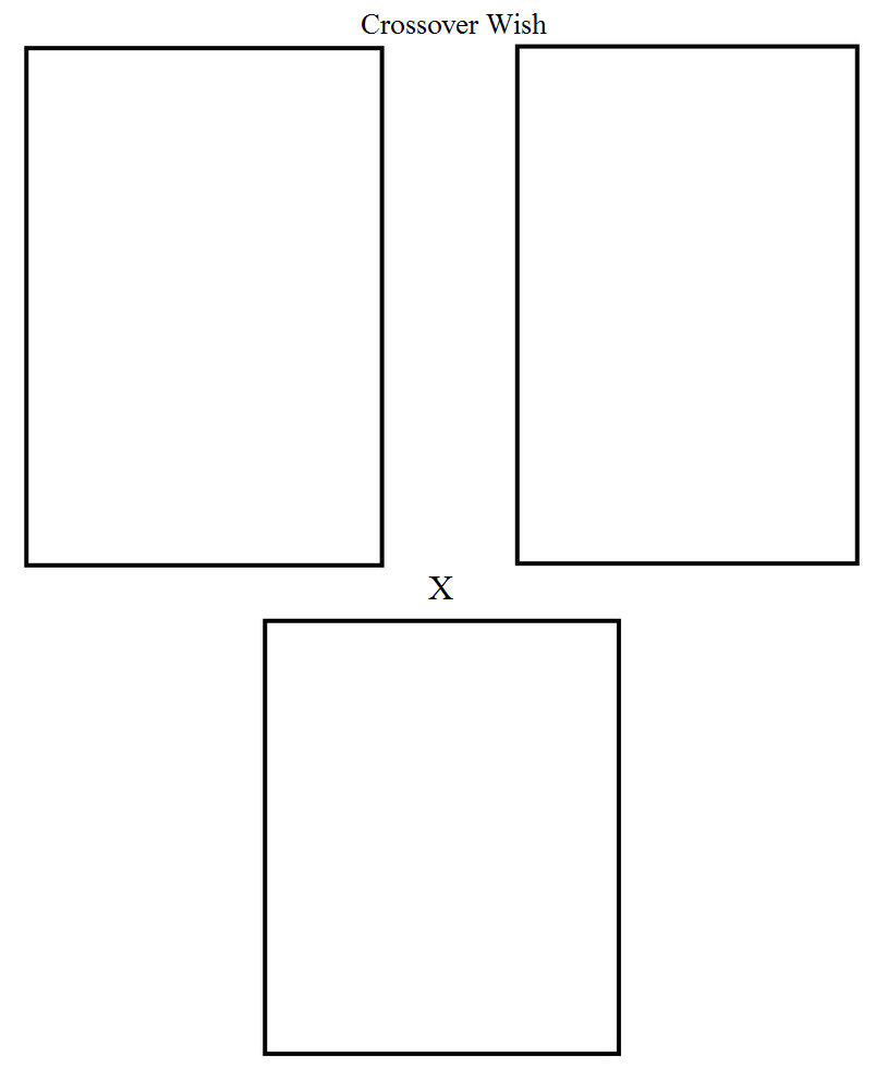 triple crossover wish meme template by jasonpictures on deviantart. Black Bedroom Furniture Sets. Home Design Ideas