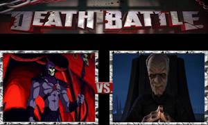 Skeletor vs. Emperor Palpatine