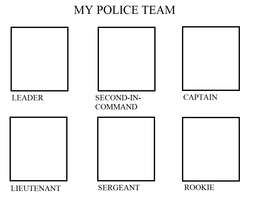 police team meme template by jasonpictures on deviantart. Black Bedroom Furniture Sets. Home Design Ideas