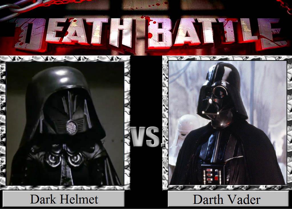 dark helmet vs darth vader by jasonpictures on deviantart