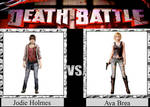 Jodie Holmes vs. Aya Brea