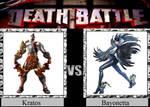 Kratos vs. Bayonetta