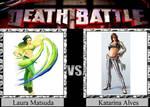 Laura Matsuda vs. Katarina Alves