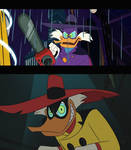Foreshadowing Jim Starling Becoming Negaduck