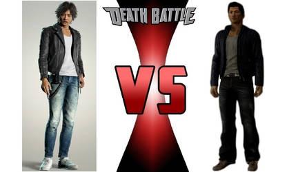 Takayuki Yagami vs. Wei Shen by JasonPictures