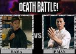 Rama vs. Ip Man