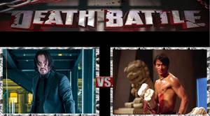 John Wick vs. Kham