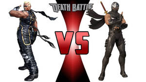 Raven vs. Ryu Hayabusa