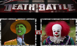 The Mask vs. Pennywise