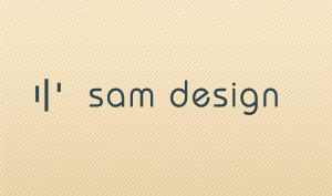 sam design - logo by The-Golden-Brown