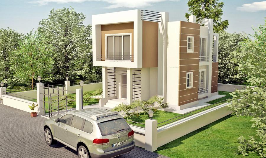 Concept House Design 1 By Cenkakyildiz On Deviantart
