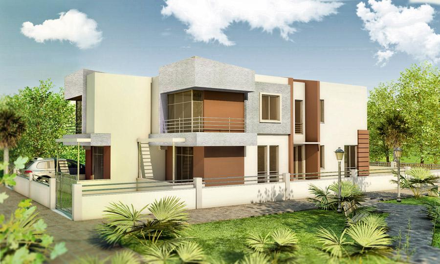 Concept House Design 4 By Cenkakyildiz On Deviantart