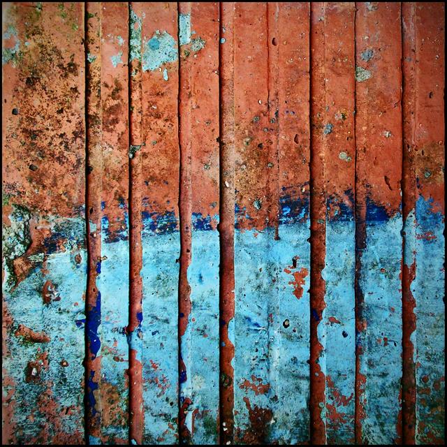 blue brick by katpi