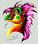 Dragons - chai-oh CC by RegineSkrydon