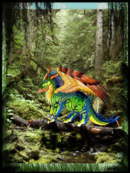 Dragons - Kaldur Print