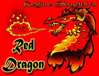 THE Red Dragon by RegineSkrydon