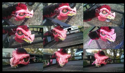 TRD - Mask Foaming by RegineSkrydon