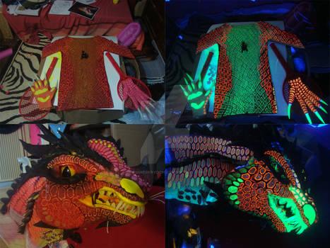 Smaug Costume Update