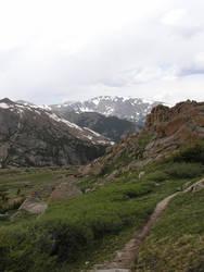 Colorado - Stormy Peaks Trail by RegineSkrydon