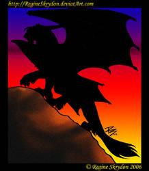 Dragons - Armais Sunset C Ver2 by RegineSkrydon