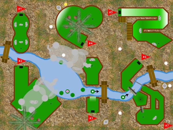 level design mini golf a by obsidian 42 on deviantart