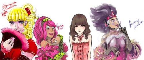 collab: drag queens