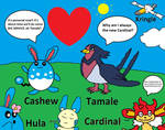 Tamale is the new Cardinal