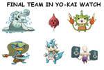 Final Yo-kai Team