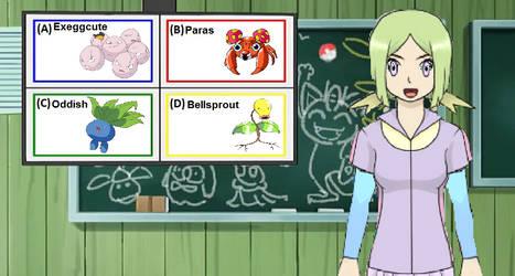 Josie Poke Problem - New Pokemon