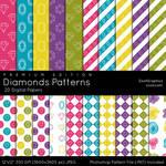 Diamonds Patterns - Premium Edition