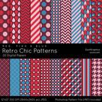 Retro Chic Patterns