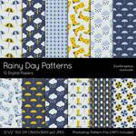 Rainy Day Patterns