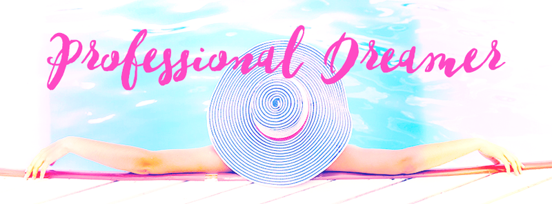 Professional Dreamer Timeline Cover by MysticEmma