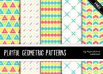 Playful Geometric Patterns